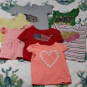 Lot of 7 tops country